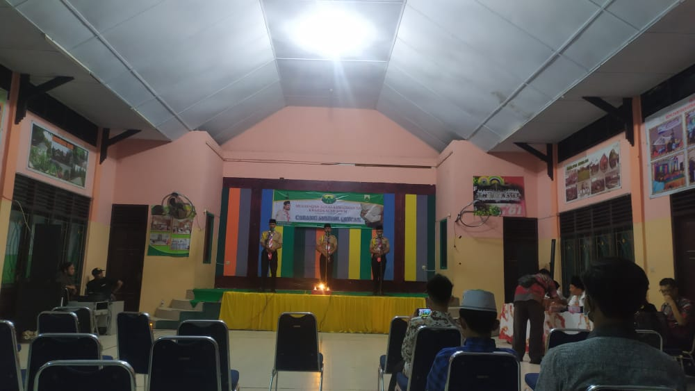 Peserta Mtr Ke 19 Dari Muq Langsa Di Banda Aceh Muq Langsa